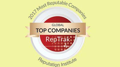 Marca España - Reputation Institute presenta la clasificación RepTrack 2017 - escuchar ahora