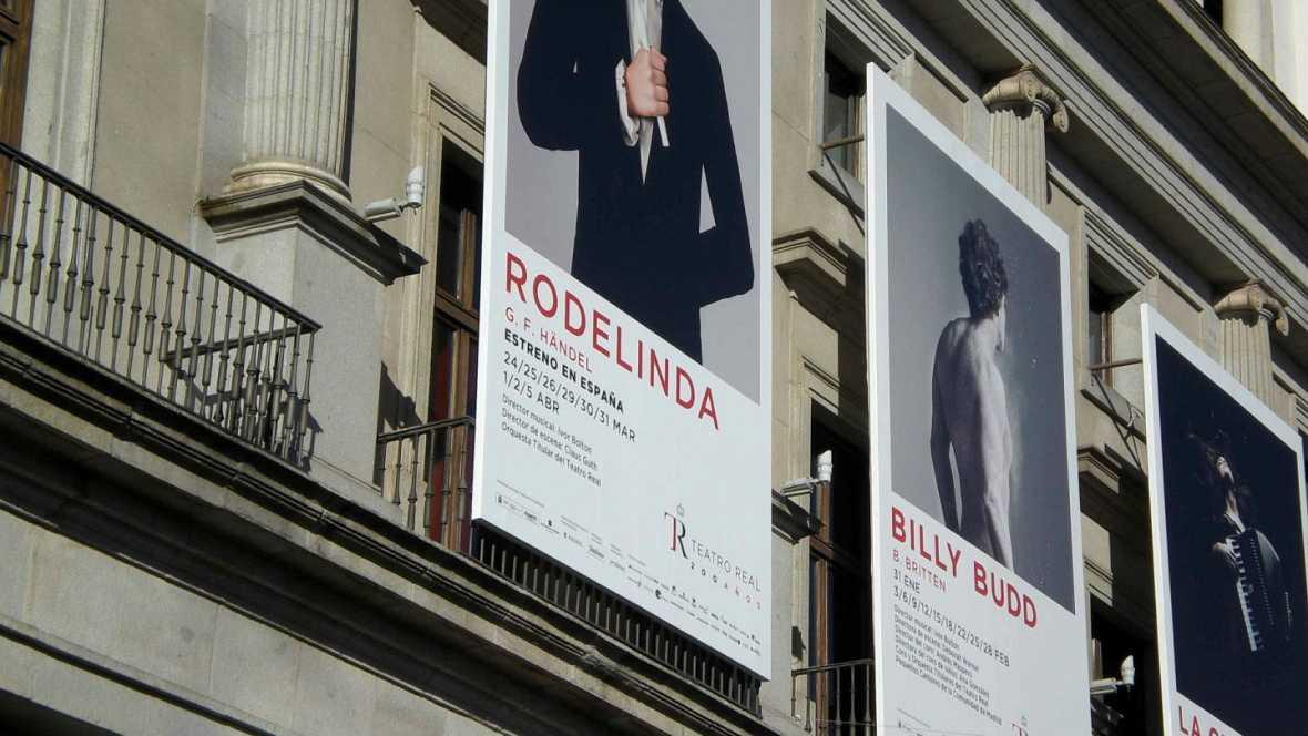 El musical - Rodelinda - 26/03/17 - Escuchar ahora