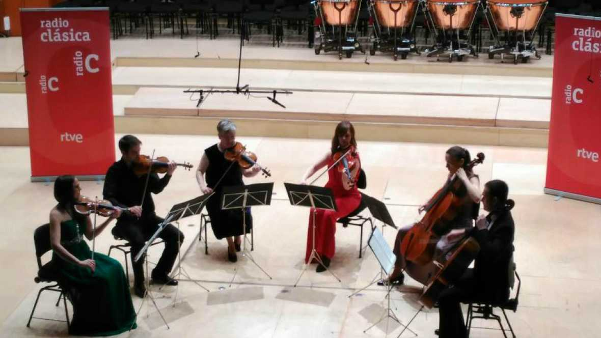 Los conciertos de Radio Clásica - Música de Cámara de la Orquesta y Coro de RTVE - 25/03/17 - escuchar ahora