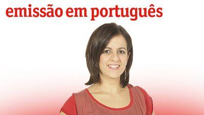 Emissão em português - Dulce Pontes vem a Madri apresentar novo trabalho: Peregrinação - 25/03/17 - escuchar ahora