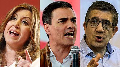 Las mañanas de RNE - Los argumentos de las candidaturas del PSOE a las primarias - Escuchar ahora