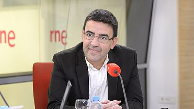 """Las mañanas de RNE - Mario Jiménez cree que Pedro Sánchez critica a la gestora del PSOE por """"estrategia"""" - Escuchar ahora"""