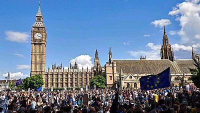 Jeremy Corbyn cree el que Parlamento británico debería decidir sobre el acuerdo
