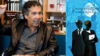 América hoy - 'La muerte es una vieja historia', de Hernán Rivera Letelier - escuchar ahora