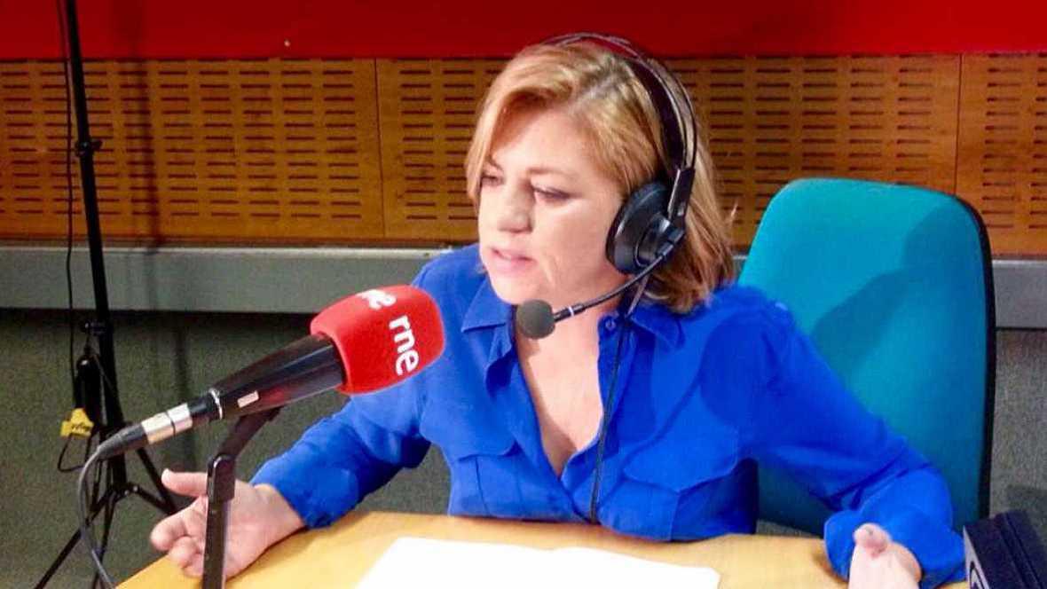 """Europa abierta - Elena Valenciano: """"La UE está tocando fondo en la gestión de los refugiados"""" - escuchar ahora"""