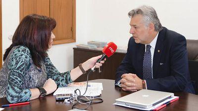 América hoy - Jaime Alberto Cabal, candidato colombiano a la Secretaría General de la OMT - 29/03/17 - escuchar ahora