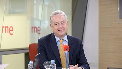 """Las mañanas de RNE - El embajador británico insiste en la idea de una """"relación especial"""" con la UE - Escuchar ahora"""