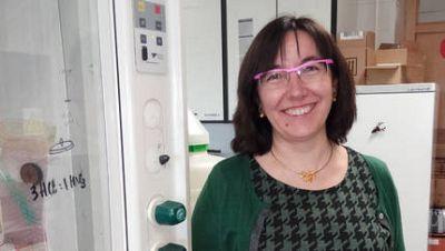 Marca España - Concepción Gimeno entre las 12 mejores químicas del mundo - 30/03/17 - escuchar ahora