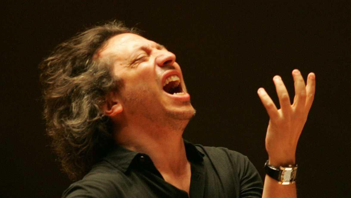 Fila cero - Orquesta Sinfónica y Coro de RTVE - 31/03/17 - escuchar ahora