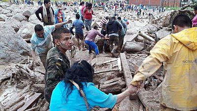 """Las llamadas desesperadas de las víctimas de Mocoa: """"¡Nos estamos inundando, ayúdennos por favor!"""