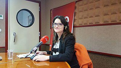 Las mañanas de RNE - Mónica Oltra reitera su rechazo a los presupuestos y acusa al PP de falta de credibilidad - Escuchar ahora