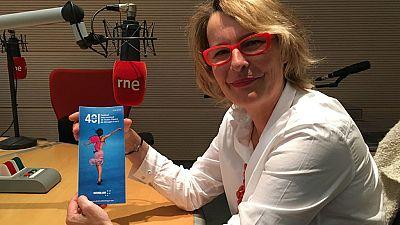 Gente despierta - Natalia Menéndez y el Festival de Teatro Clásico de Almagro - Escuchar ahora