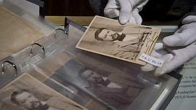 Radio 5 Actualidad - El Museo Sorolla presenta su fondo de fotografía antigua - 05/04/17 - Escuchar ahora