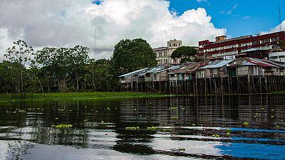 Nómadas - Iquitos, una isla en el océano verde - 09/04/17 - escuchar ahora
