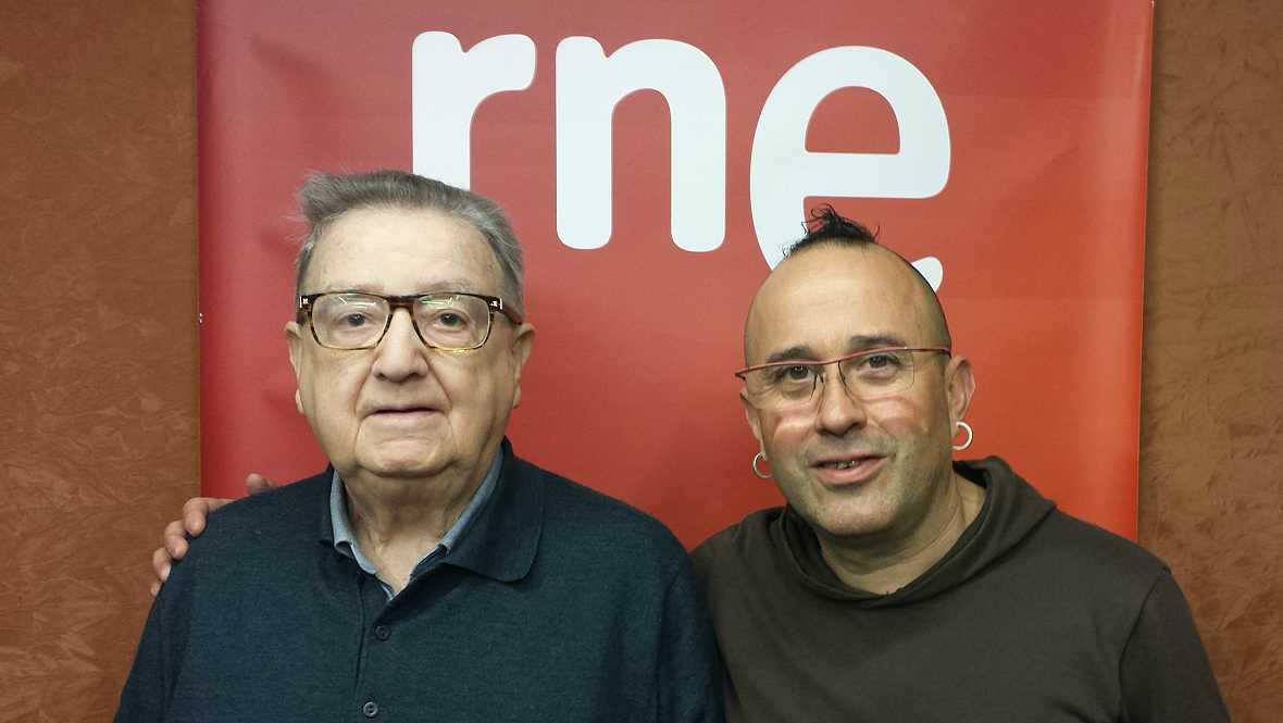 El órgano - Entrevista a Pedro Calahorra (musicólogo) - 09/04/17 - escuchar ahora