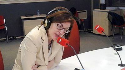 """Las mañanas de RNE - Maite Pagazaurtundúa califica el acto de Bayona de """"bastante patético"""" - Escuchar ahora"""