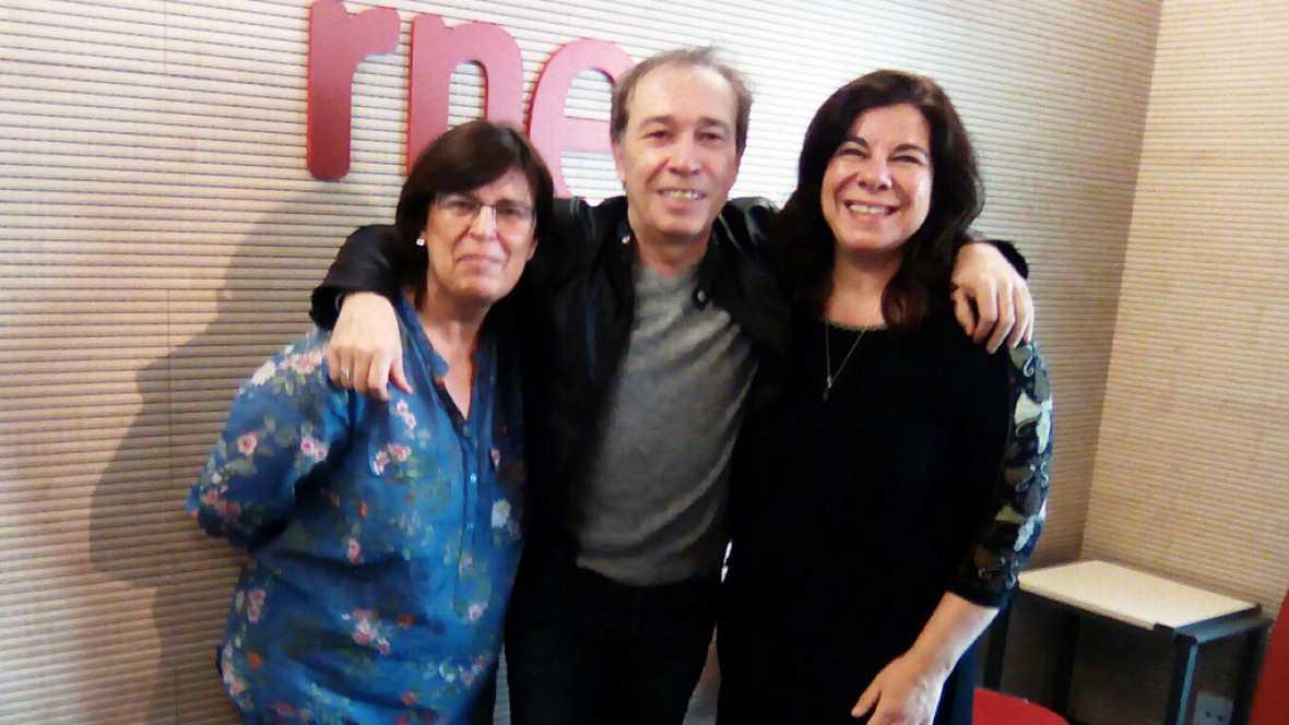 He venido aquí a hablar de lo mío - Lucía Vilaplana y Nacho García Vega - 10/04/17 - Escuchar ahora