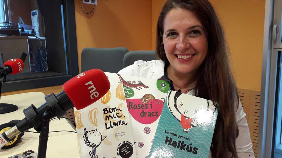 Lletra lligada - Entrevista a Núria Albertí