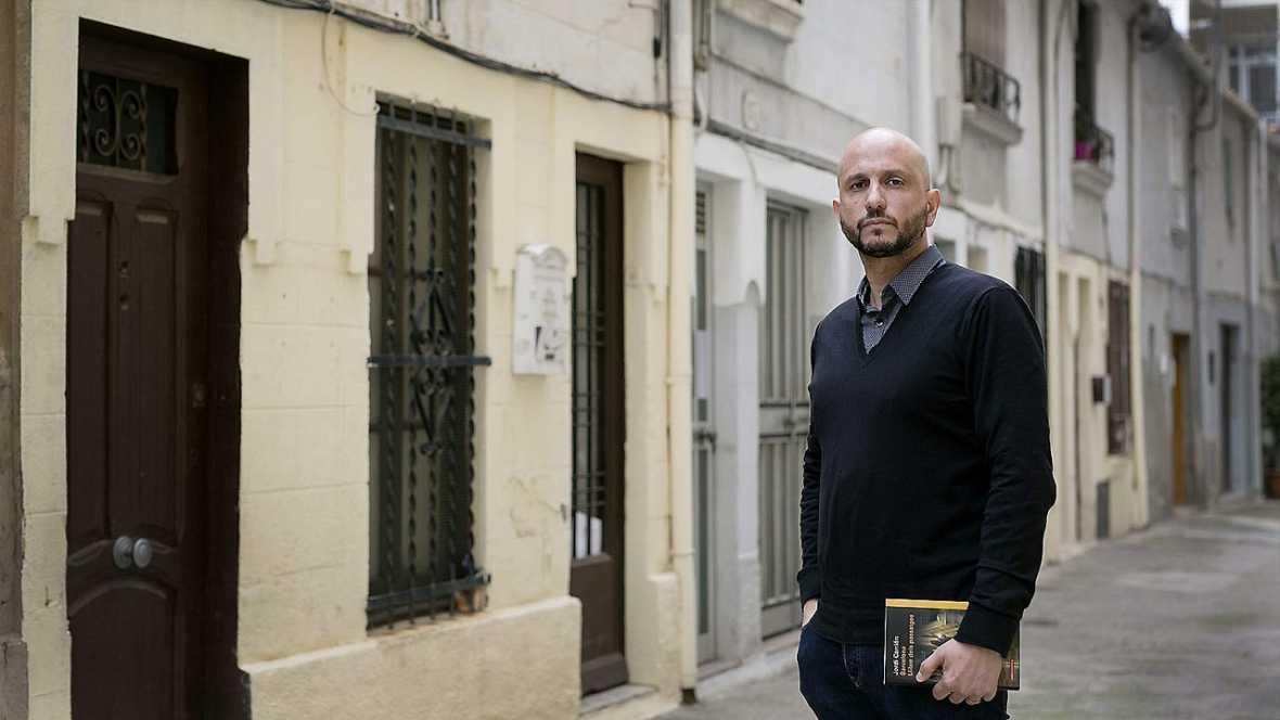 Llibres, píxels i valors - Llibreria On the Road. Entrevista a Jordi Carrión, autor de Barcelona. LLibre de Passatges