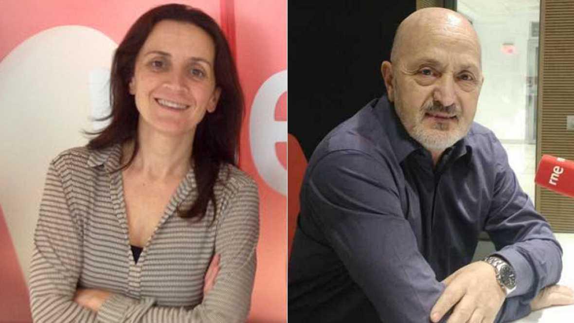 He venido aquí a hablar de lo mío - María Álvarez de Eulate y Sebastián Álvaro - 13/04/17 - Escuchar ahora