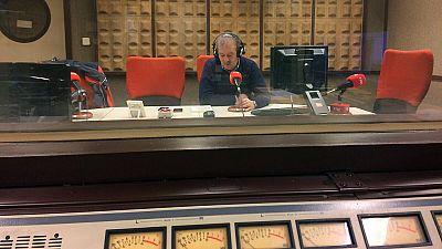 """Las mañanas de RNE - Manuel Campo Vidal: """"Ojalá siempre haya debates y comiencen antes"""" - Escuchar ahora"""