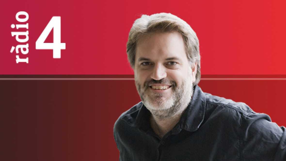 El matí a Ràdio 4 - Tertúlia política (segueix) - Entrevista d¿actualitat: Dr. Ferran Barbé