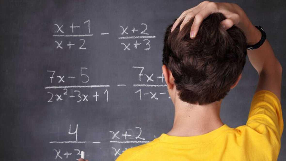 A hombros de gigantes - Matemáticas, ¿cuestión de sexo? - 17/04/17 - Escuchar ahora