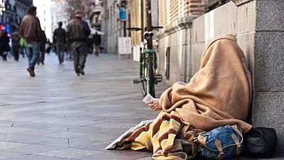 Diez minutos bien empleados - La pobreza, ¿el precio de la recuperación? - 17/04/17 - Escuchar ahora
