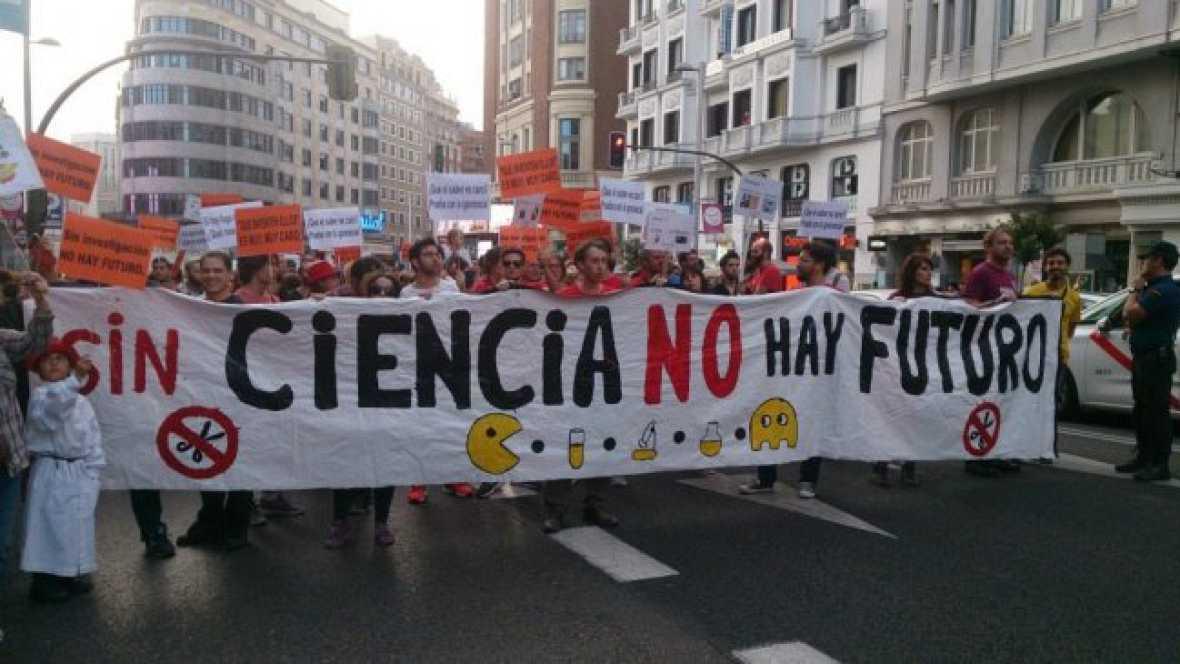 Marca España - La ciencia, eje del bienestar social - 17/04/17 - escuchar ahora