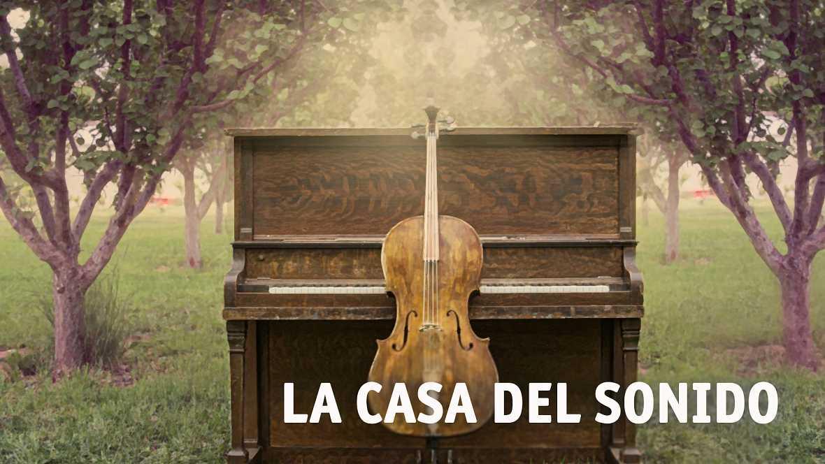 La casa del sonido - Encuentro acerca de lo sólido y el sonido con Rocío Silleras y Carlos Hernández Franco - 18/04/17 - escuchar ahora