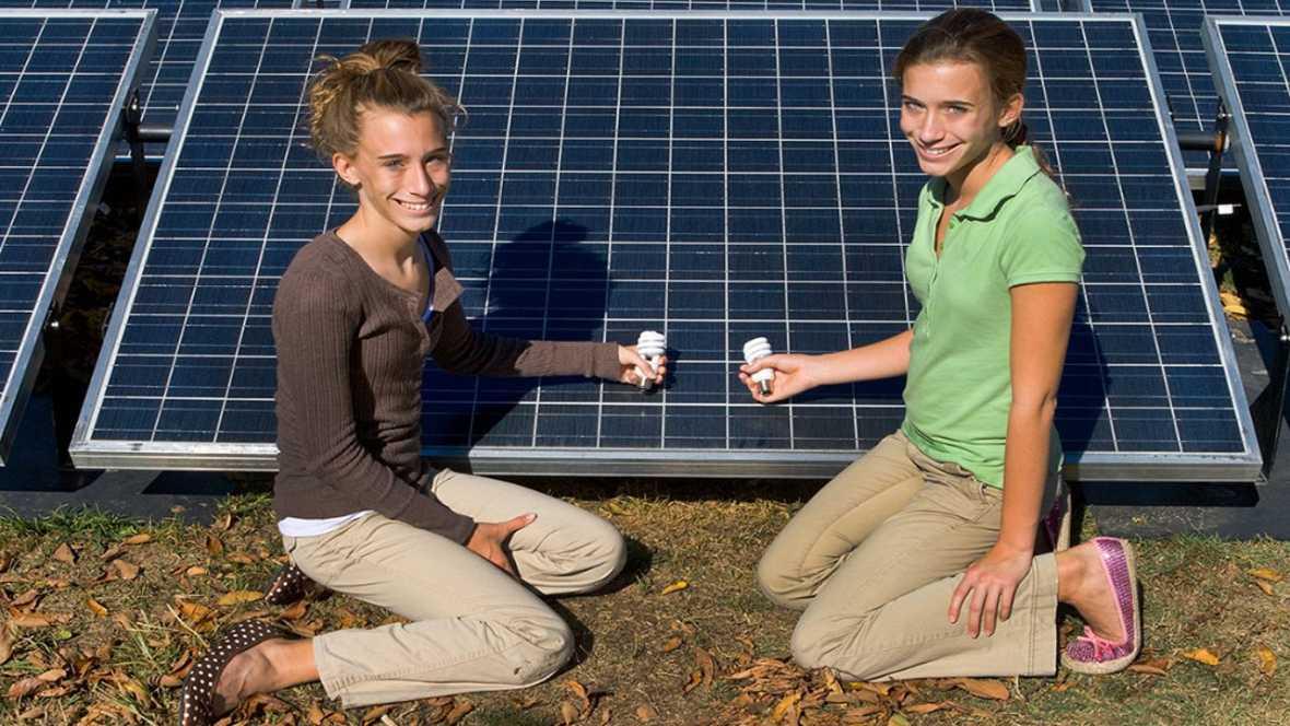 Vida verda - La nova assignatura al cole: Energia Solar