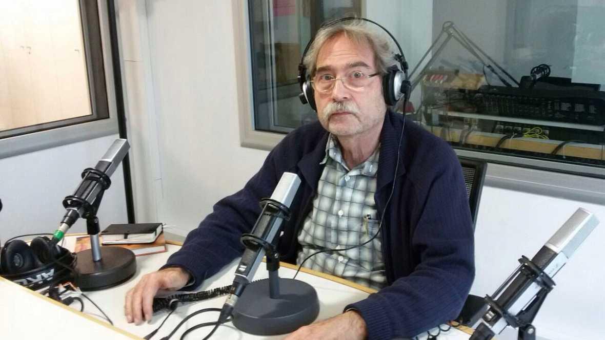 El matí a Ràdio 4 - Entrevista a Jaume Cabré