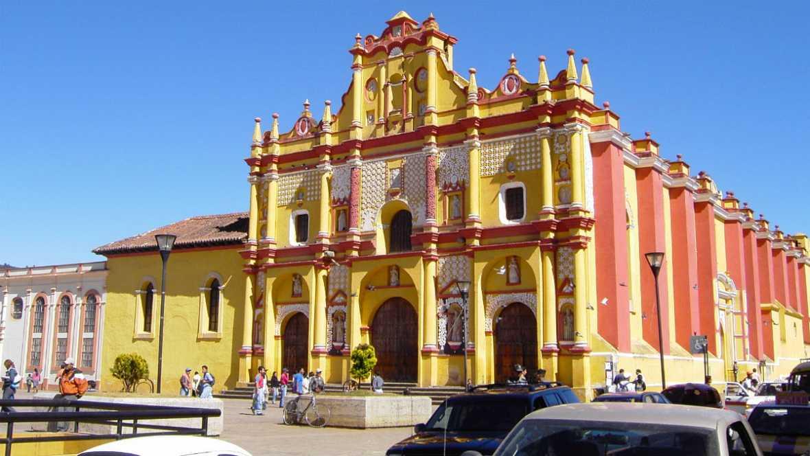 Nómadas - Chiapas, selva con raíces vivas - 23/04/17 - escuchar ahora