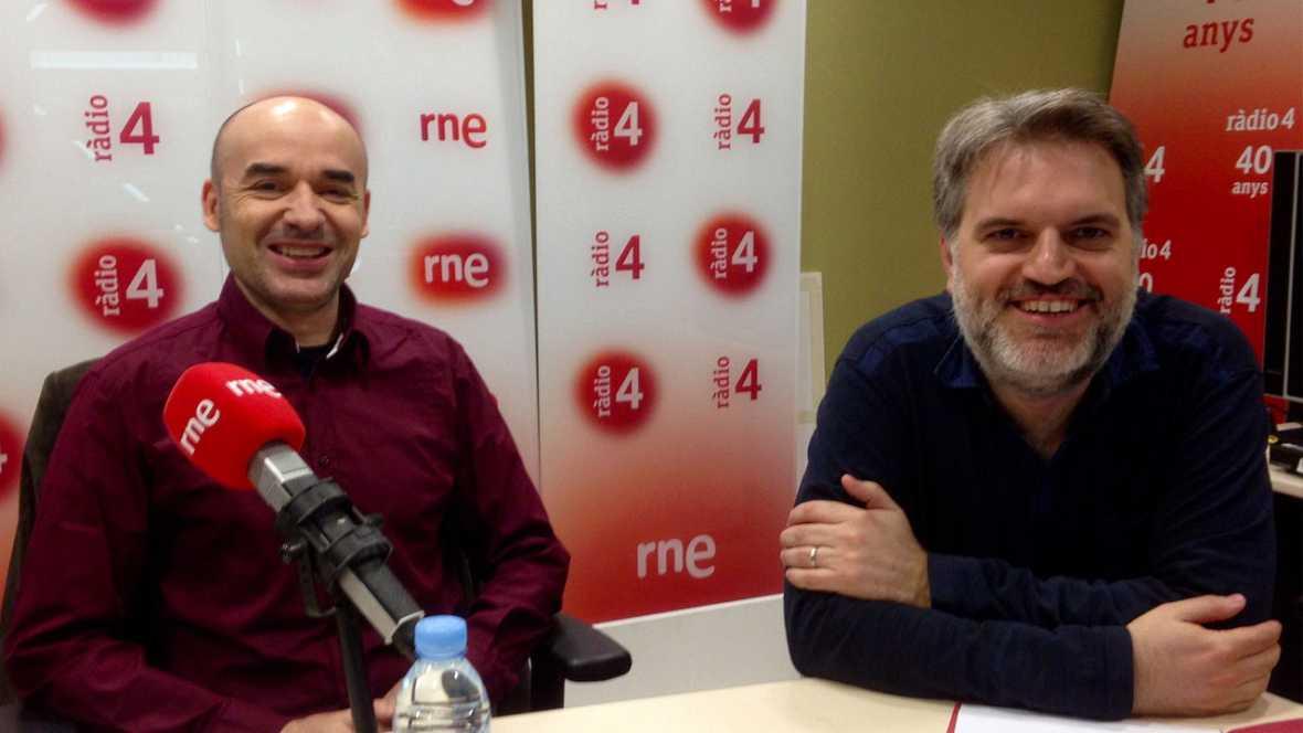 El matí a Ràdio 4 - Entrevista actualitat: Sant Jordi