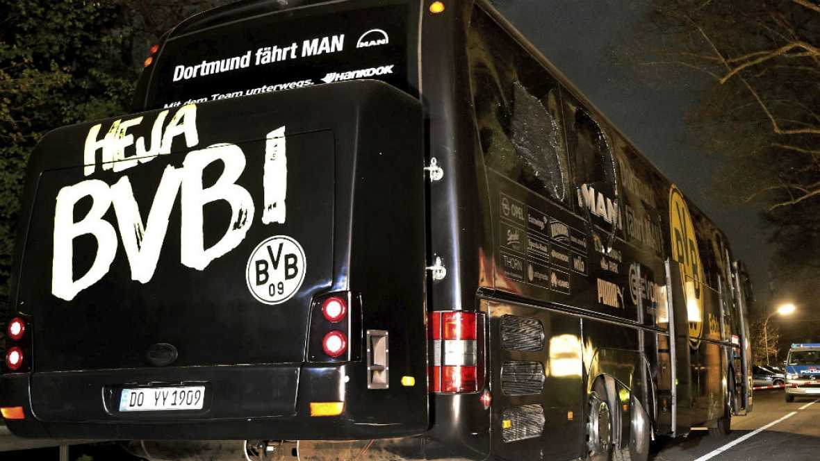 Radio 5 Actualidad - Detenido sospechoso del atentado contra el Borussia Dortmund - 21/04/17- Escuchar ahora