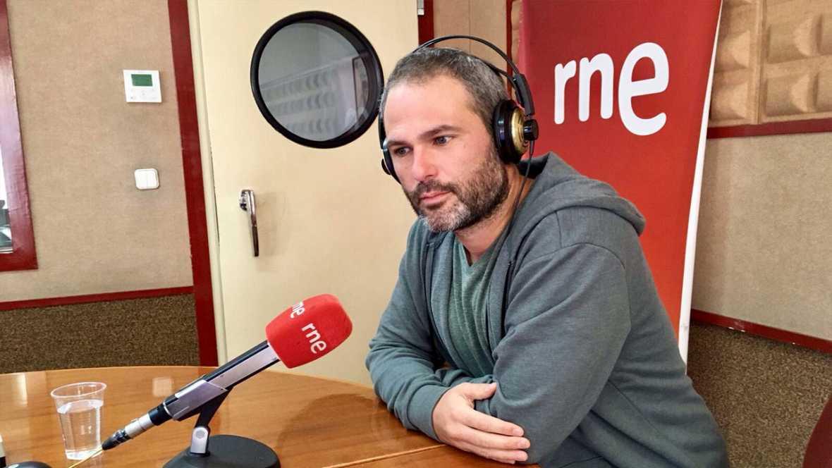 El matí a Ràdio 4 - Entrevista actualitat: Xavier Aldekoa