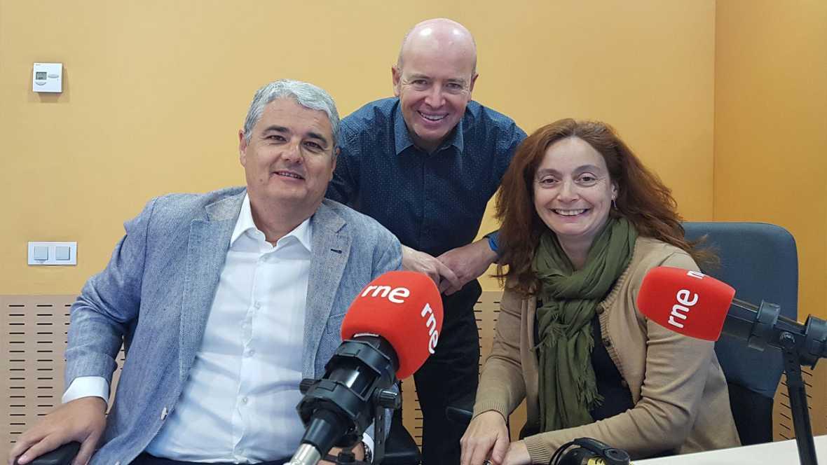 Econòmix - 'Feines i habilitats amb més futur' amb Ricard Alfaro i Lourdes Sugrañes