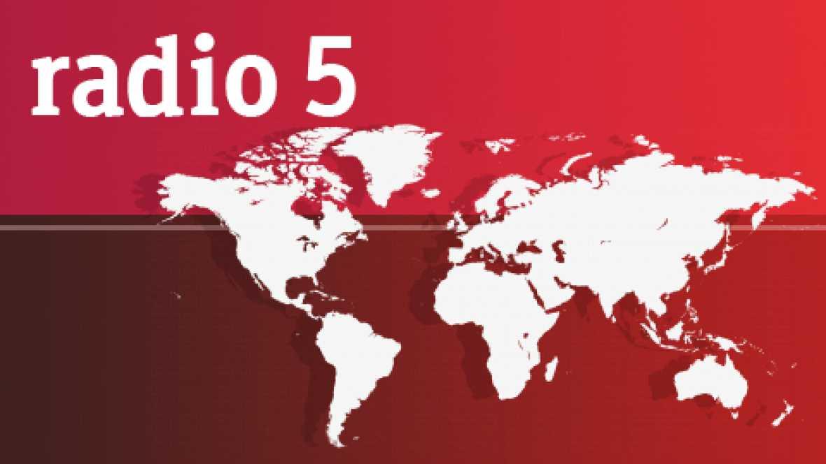 Cinco continentes - Un atentado golepa a una Francia indecisa - Escuchar ahora