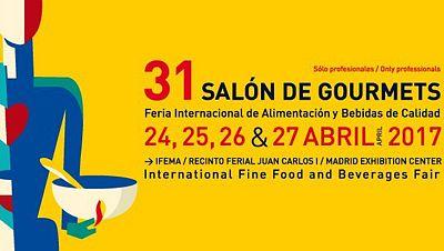 Marca España - Se inaugura el 31 Salón de Gourmets, todo un espectáculo gastronómico - 24/04/17 - escuchar ahora
