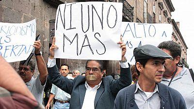 Países en conflicto - Violencia en México - 25/04/17 - Escuchar ahora