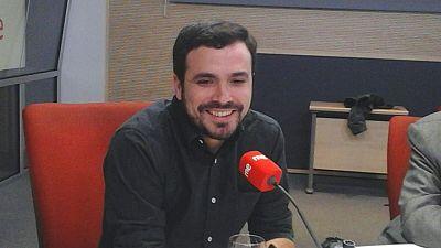 Las mañanas de RNE - Alberto Garzón: El Gobierno tiene que asumir su responsabilidad por los casos de corrupción en el PP - Escuchar ahora