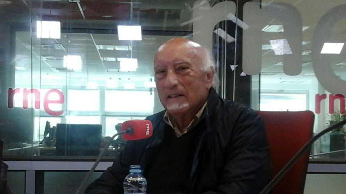 Las mañanas de RNE - El Mediterráneo y la corrupción, protagonistas de  'La regata' de Manuel Vicent - Escuchar ahora
