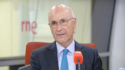 """Las mañanas de RNE - Duran i Lleida lamenta que la Generalitat no condene """"contundentemente"""" las declaraciones de Lluís Llach - Escuchar ahora"""
