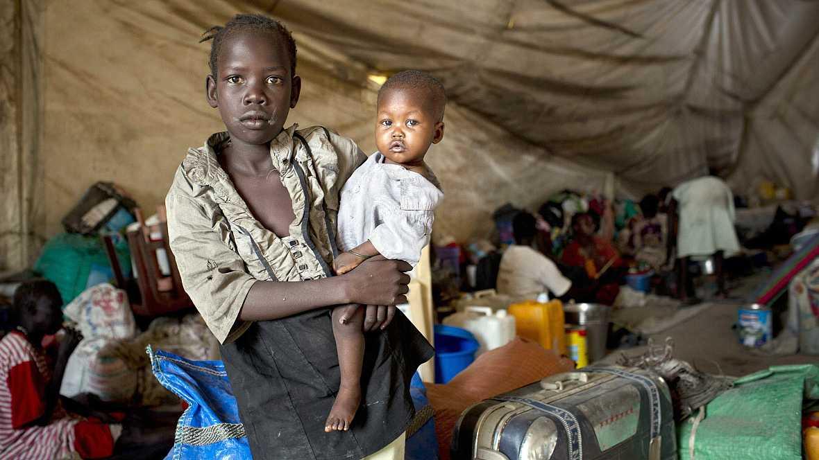 África hoy - La ayuda humanitaria en Sudán del Sur - 25/04/17 - escuchar ahora