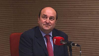 Las mañanas de RNE - Andoni Ortuzar mantiene su rechazo a las cuentas del Gobierno - Escuchar ahora