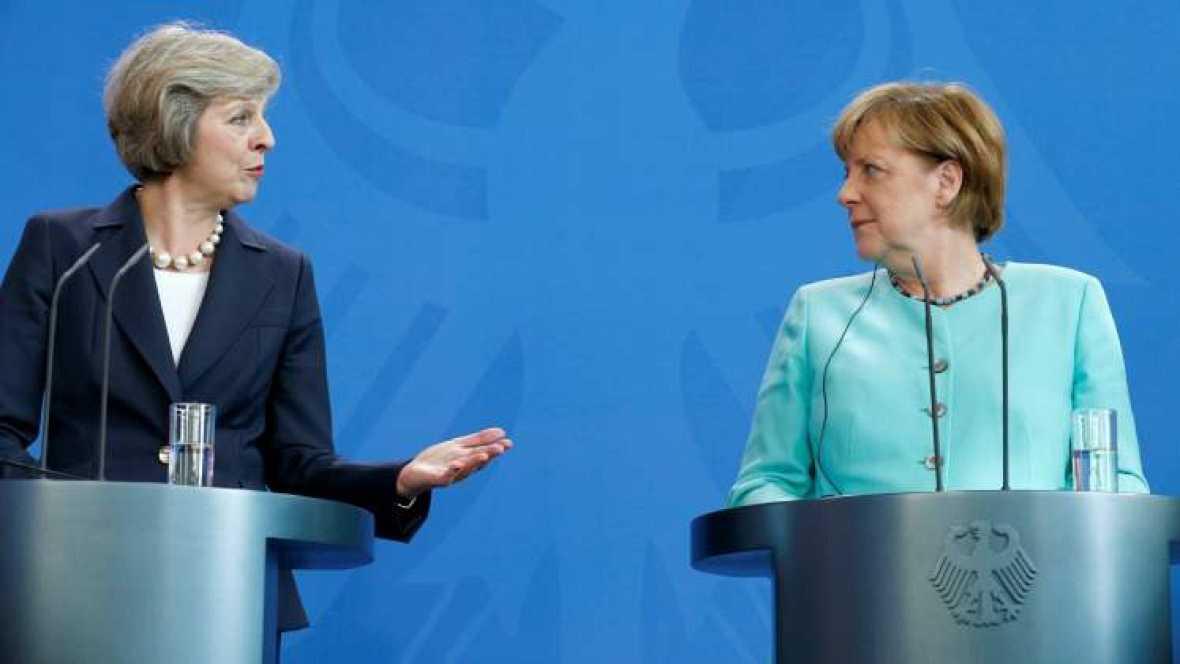 Europa abierta - Contundencia de Alemania respecto al 'brexit' - 28/04/17 - escuchar ahora