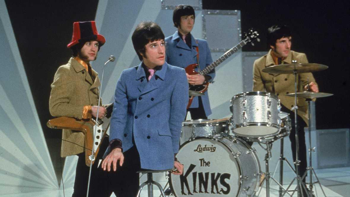 Retromanía - The Kinks, el principio de lo duro y de lo irónico - 01/05/17 - escuchar ahora