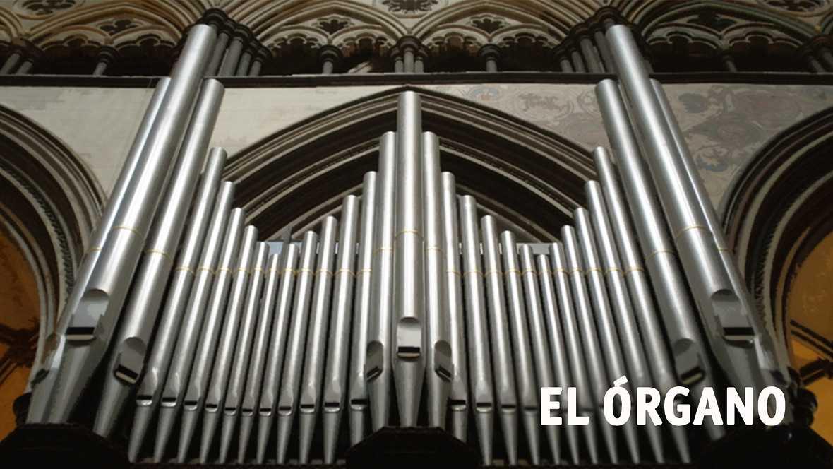 El órgano - Obra para órgano de Miguel Manzano e Ignacio Ribas - 30/04/17 - escuchar ahora