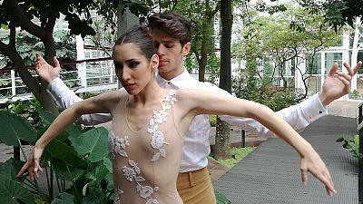 Las mañanas de RNE - 'La mimica del alma' y 'Escena 360 Alento', la danza entra en RTVE.es para quedarse - Escuchar ahora