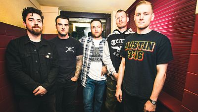 Bandera negra - Stick To Your Guns is in the island - 04/05/17 - escuchar ahora